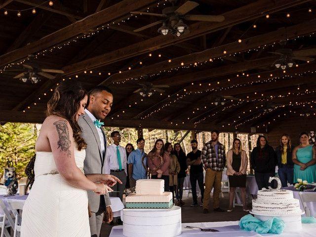 Tyler and Casey's Wedding in Mount Ida, Arkansas 23