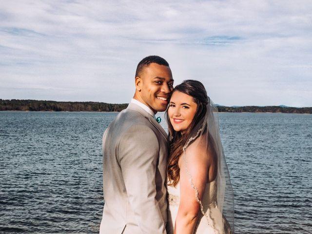 Tyler and Casey's Wedding in Mount Ida, Arkansas 26