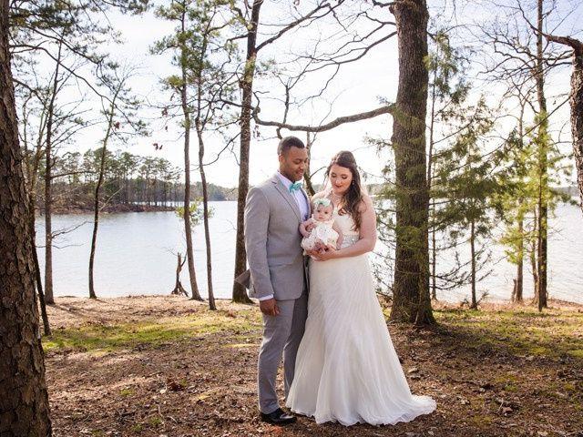 Tyler and Casey's Wedding in Mount Ida, Arkansas 27
