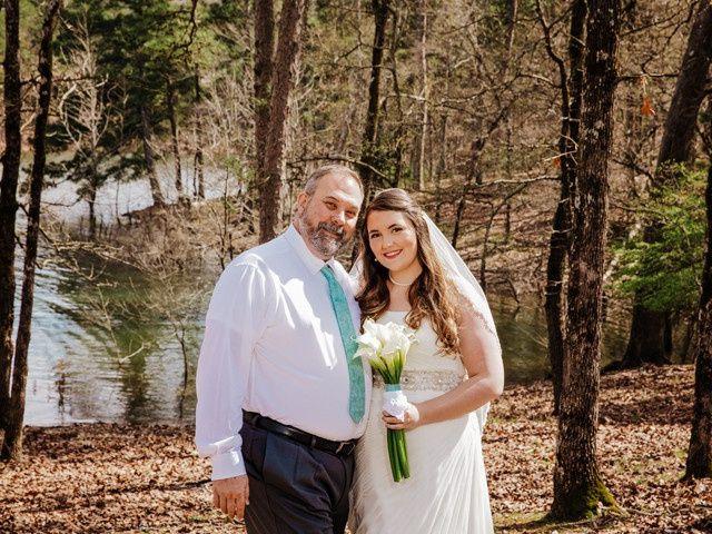 Tyler and Casey's Wedding in Mount Ida, Arkansas 15