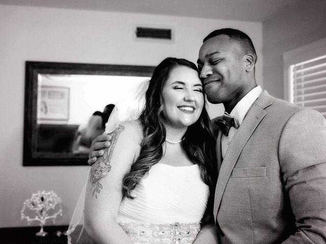 Tyler and Casey's Wedding in Mount Ida, Arkansas 13