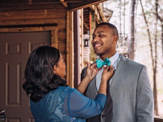 Tyler and Casey's Wedding in Mount Ida, Arkansas 11