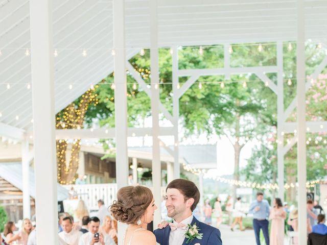 Jake and Ashley's Wedding in Birmingham, Alabama 7
