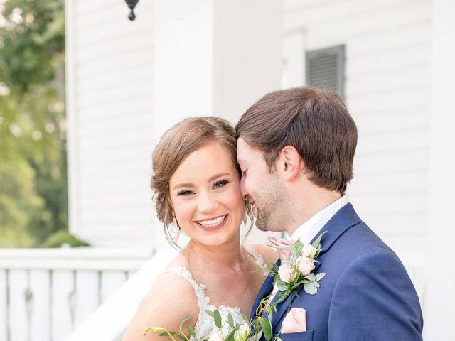 Jake and Ashley's Wedding in Birmingham, Alabama 15