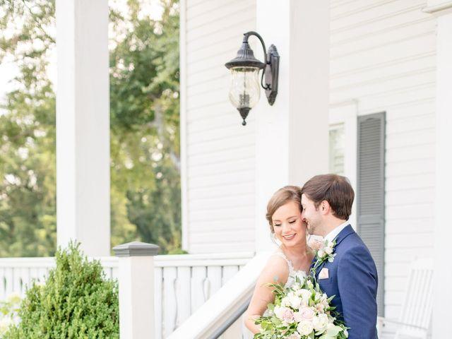 Jake and Ashley's Wedding in Birmingham, Alabama 16
