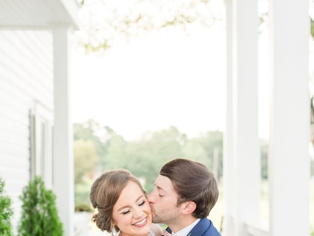 Jake and Ashley's Wedding in Birmingham, Alabama 20