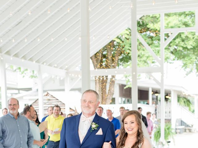 Jake and Ashley's Wedding in Birmingham, Alabama 23