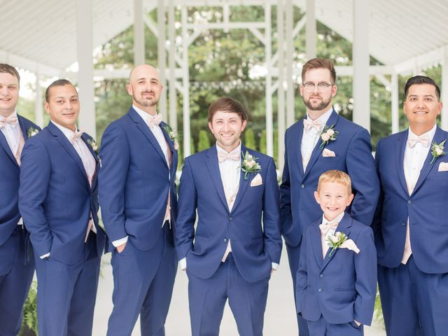 Jake and Ashley's Wedding in Birmingham, Alabama 36