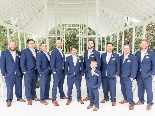 Jake and Ashley's Wedding in Birmingham, Alabama 37
