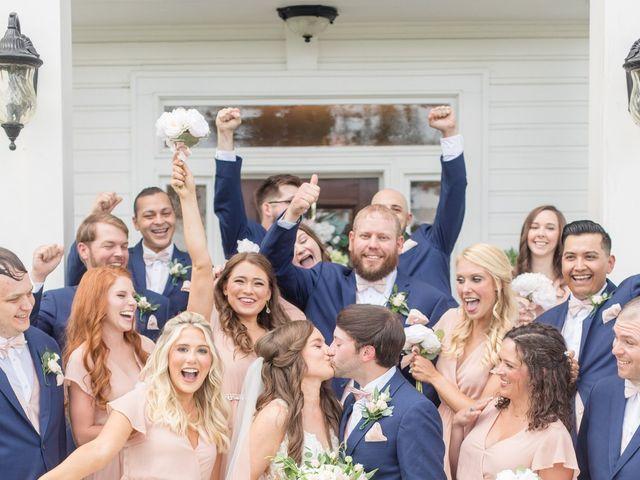 Jake and Ashley's Wedding in Birmingham, Alabama 38