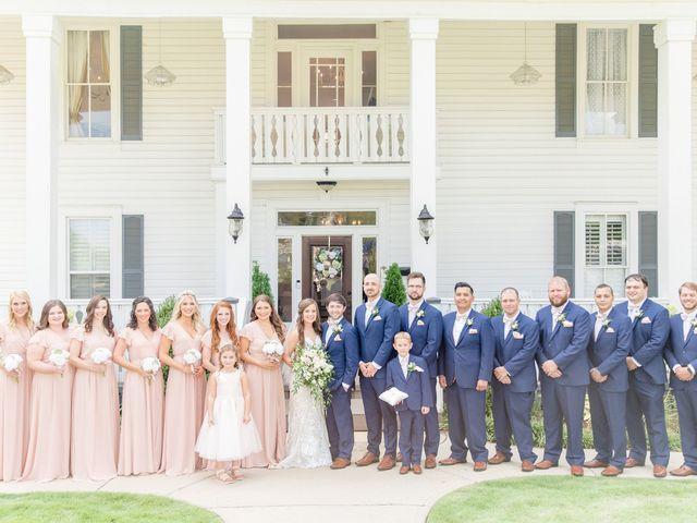 Jake and Ashley's Wedding in Birmingham, Alabama 40