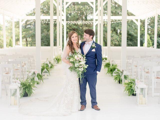 Jake and Ashley's Wedding in Birmingham, Alabama 43