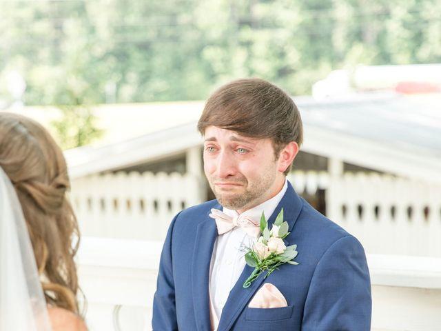 Jake and Ashley's Wedding in Birmingham, Alabama 48
