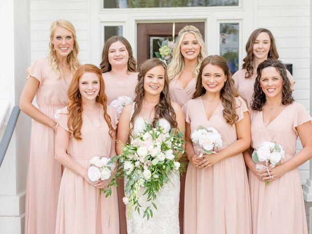Jake and Ashley's Wedding in Birmingham, Alabama 54