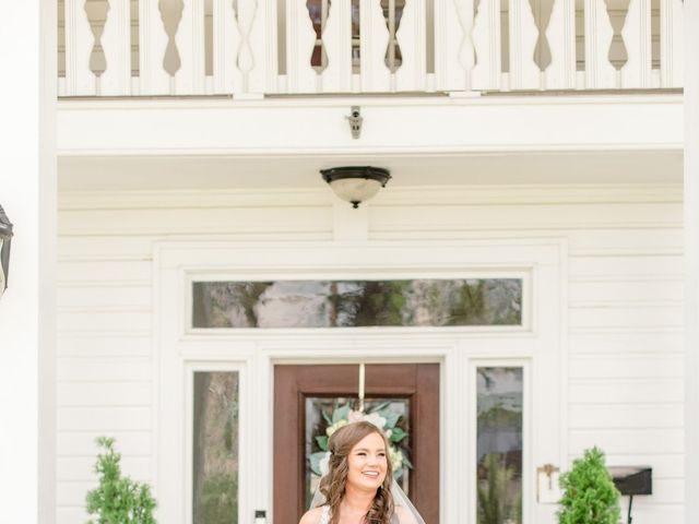 Jake and Ashley's Wedding in Birmingham, Alabama 56