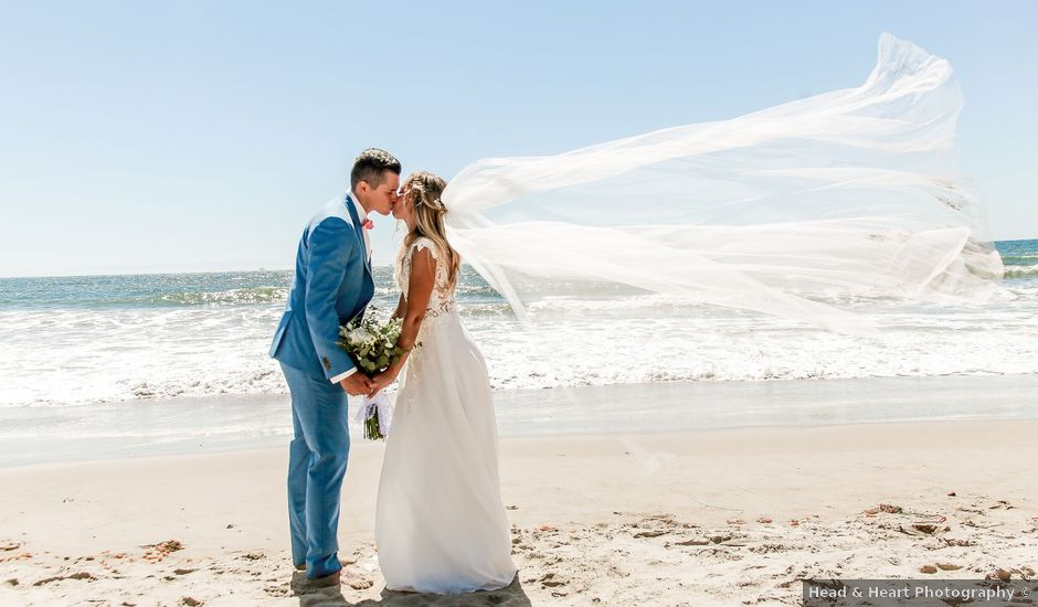 Jolanthe and Adrian's Wedding in Santa Barbara, California