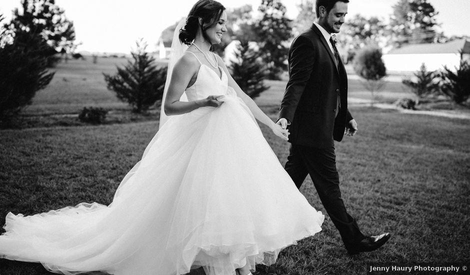 Scott and Emma's Wedding in Ashford, Alabama