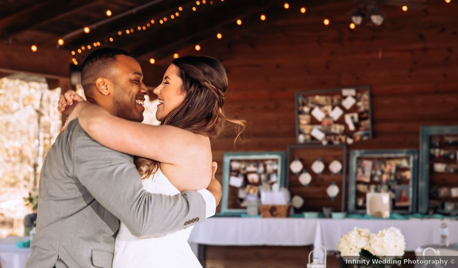 Tyler and Casey's Wedding in Mount Ida, Arkansas