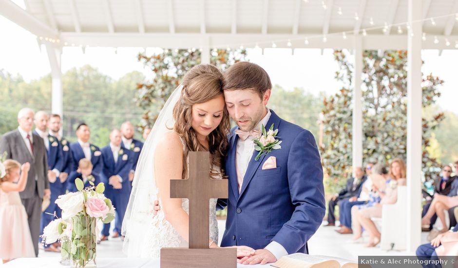 Jake and Ashley's Wedding in Birmingham, Alabama