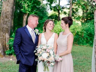 Erin and Andrew's Wedding in Maryville, Tennessee 5