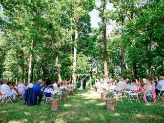 Erin and Andrew's Wedding in Maryville, Tennessee 15