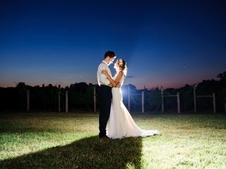 Erin and Andrew's Wedding in Maryville, Tennessee 31