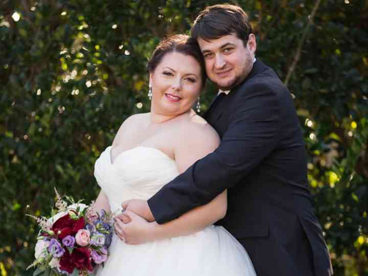 The wedding of Dan and Katie