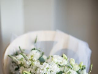 Kristina and Trey's Wedding in Hampton, Virginia 6