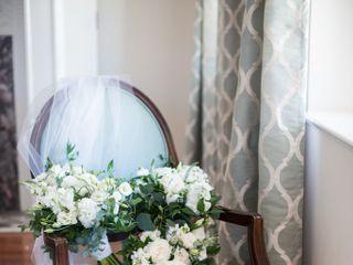 Kristina and Trey's Wedding in Hampton, Virginia 8