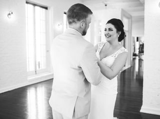 Kristina and Trey's Wedding in Hampton, Virginia 3
