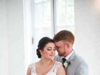 Kristina and Trey's Wedding in Hampton, Virginia 14
