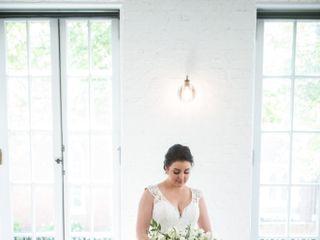 Kristina and Trey's Wedding in Hampton, Virginia 15