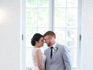 Kristina and Trey's Wedding in Hampton, Virginia 19