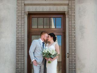 Kristina and Trey's Wedding in Hampton, Virginia 21