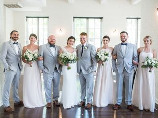 Kristina and Trey's Wedding in Hampton, Virginia 22