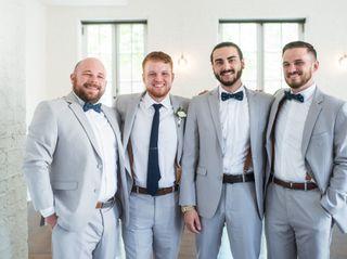 Kristina and Trey's Wedding in Hampton, Virginia 25