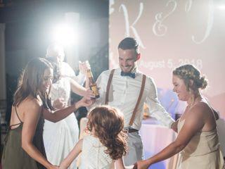 Kristina and Trey's Wedding in Hampton, Virginia 48