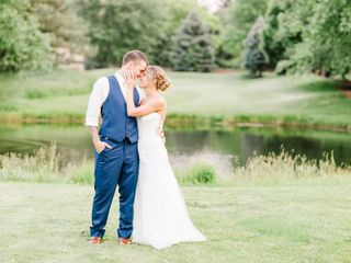 The wedding of Naline and Nolan