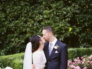 The wedding of Tim and Gianna