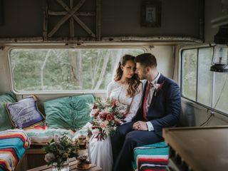 The wedding of Matt and Madison