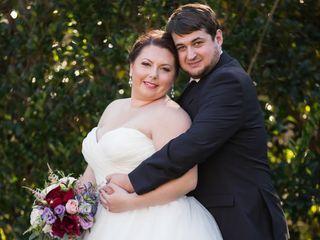 The wedding of Dan and Katie 1