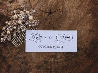 Katie and Dan's Wedding in Mooresville, North Carolina 3