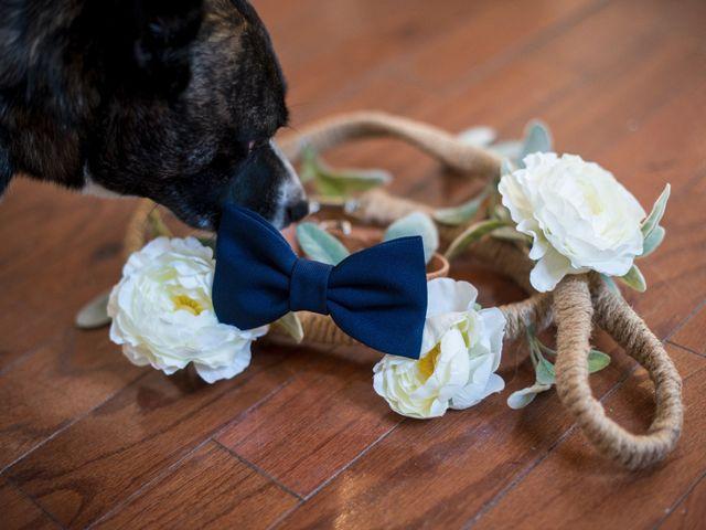 Kristina and Trey's Wedding in Hampton, Virginia 1