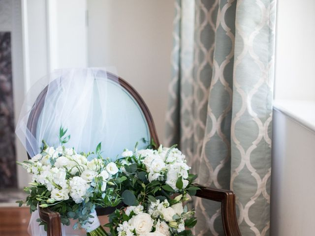 Kristina and Trey's Wedding in Hampton, Virginia 7