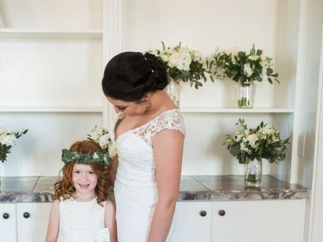 Kristina and Trey's Wedding in Hampton, Virginia 10