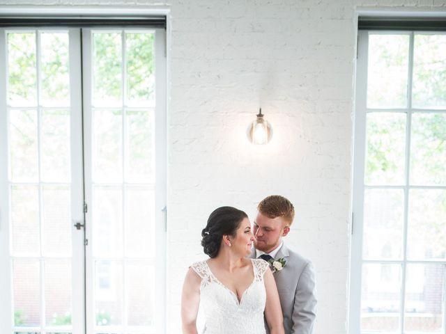 Kristina and Trey's Wedding in Hampton, Virginia 12