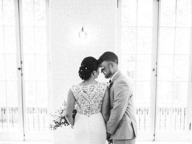 Kristina and Trey's Wedding in Hampton, Virginia 17
