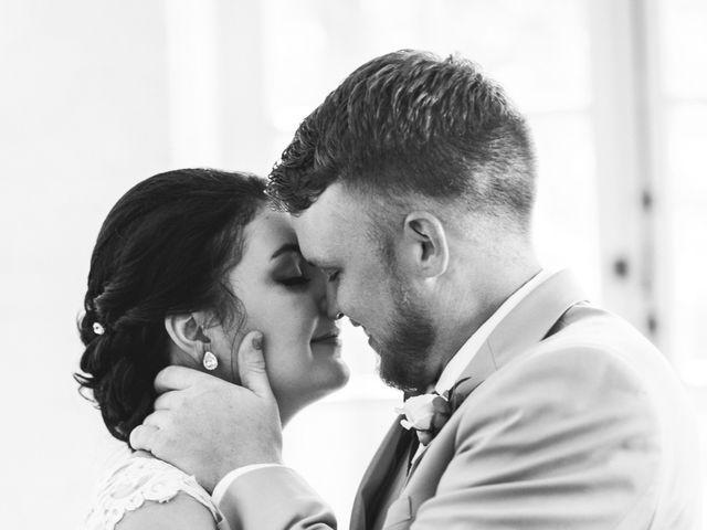 Kristina and Trey's Wedding in Hampton, Virginia 20