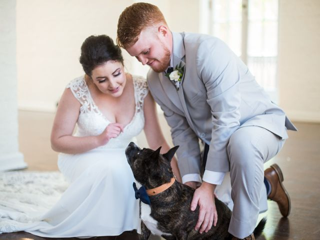Kristina and Trey's Wedding in Hampton, Virginia 24