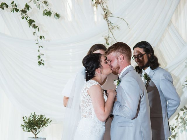 Kristina and Trey's Wedding in Hampton, Virginia 34